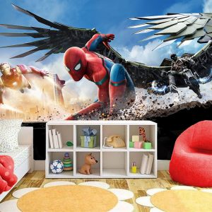 spiderman tapet