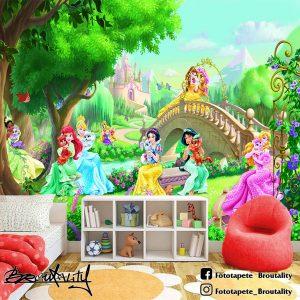 princeze foto tapet za decu