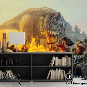 Dinosaurusi foto tapet za decu